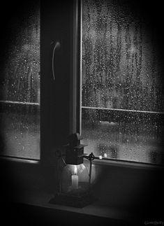 dollysgothworld:  'How I long for the rain, to wash away my summer blues'