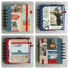 Para llevártela de viaje Notebook Ideas, Storage, Home Decor, Voyage, Day Planners, Purse Storage, Decoration Home, Room Decor, Interior Decorating