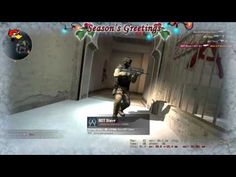 CSGO-Mirage Winter Mode for Christmas