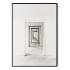 Plakat w stylu skandynawskim Infinity - Sztuka - DecoBazaar