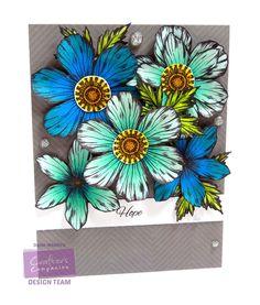 Dana Warren - Kraft Paper Stamps - Crafter's Companion