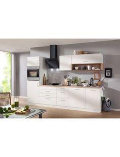 Küchenzeile 300 Cm Küchen In U Form, Küchen Design, Tiny House, Kitchen Cabinets, Table, Furniture, Home Decor, Palermo, Products