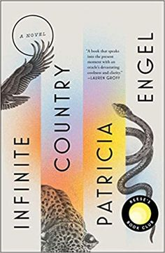 Infinite Country by Patricia Engel Book Club List, Book Club Books, New Books, Book Clubs, Leaving Home, People Magazine, New York Times, Fiction Best Sellers, Fates And Furies