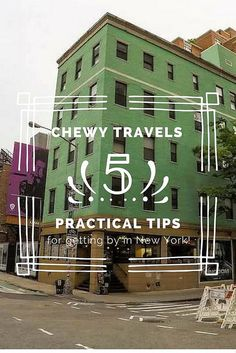 5 practical tips to get by in New York from a born and bred New Yorker