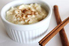 Riz au lait à la cannelle et au citron à partir de 12 mois - Neufmois.fr