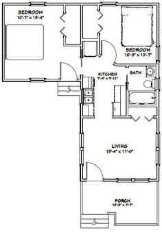 In Law Suite on garage apartment entrances
