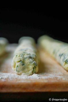 Pasta Recipes, New Recipes, Vegetarian Recipes, Cooking Recipes, Favorite Recipes, Ricotta Gnocchi, Eat Smart, I Love Food, Superfood