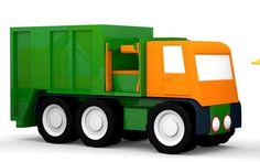 cartoni animati per bambini: camion spazzatura Camion spazzatura giocattolo! Le amiche dei bambini le quattro macchinine colorate hanno bisogno di nuovo aiuto nel loro parco giochi… quale sarà il camion per bambini che hanno intenzione di costrui #camion #spazzatura #cartonianimati