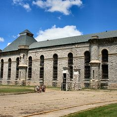 Shawshank Prison from The Shawshank Redemption | 19 Movie Landscapes You Can Totally Visit