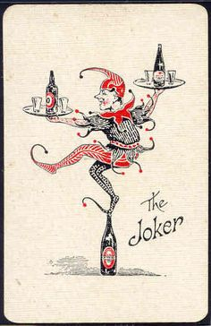 Australia Playing Card - Joker