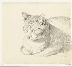 Jean Bernard (1765-1833) - Drawing, 1808