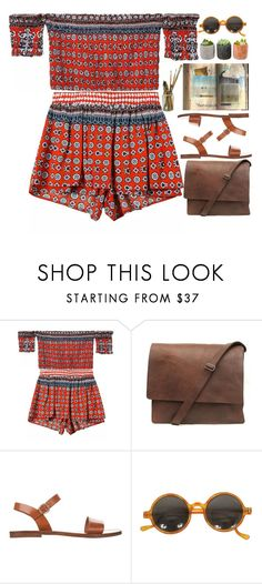 """Setting fire to our insides for fun"" by annaclaraalvez ❤ liked on Polyvore featuring Windsor Smith and Shop Succulents"