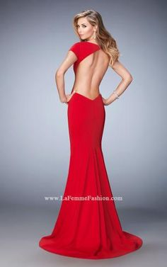 8bd94b3f19 La Femme 22819 Susan Rose Gowns and Dresses-Fort lauderdale Prom