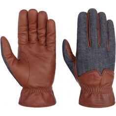 Craftsmanship by Stetson. I think I will get these gloves for next winter season.