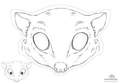 Possum Coloring Pages to Print - Coloring For Kids 2019
