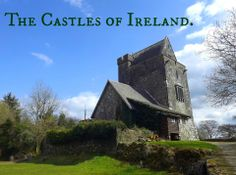 A McNamara castle in County Clare.
