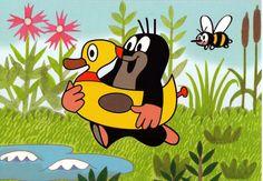 Krtek – something else tag from Great Britain – Art Ideas La Petite Taupe, Animal Magic, My Childhood Memories, Cartoon Kids, Mole, Great Britain, Art Inspo, Art Reference, Graffiti