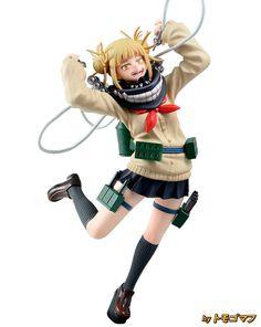 Pop Vinyl Figures, Hero Academia Characters, Anime Characters, Boku No Hero Academia, Academy Figure, Himiko Toga, Animes Yandere, Anime Figurines, Anime Merchandise