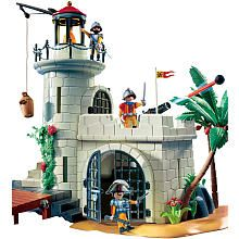 Playmobil Knight Playset: Soldier Fortress with Lighthouse.... Jack and I love this so much. :)