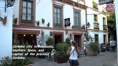 Barb & Ernie's Film Production Video # 14 Spain Home made chicken stock. Stuffing for Cornish game hen.  Town of Aranjuez/Spain. Plaza de Parejas. City of Cordoba/Andalusia.