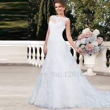 Resultado de imagen para vestido de novia sin mangas 2017