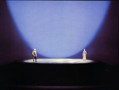 """"""" Götterdämmerung """" Vorspiel 1965 Wieland Wagner Bühnenphoto"""