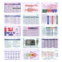 Comprehensive Set Horizontal Badge Cards