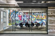 Firm: Elkus Manfredi Architects. Project: Potamus Trading. Photography: Garrett Rowland.