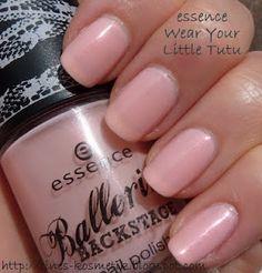 Tines Kosmetikblog: essence Wear Your Little Tutu