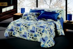 quilt made in Italy. brand PLUMEX