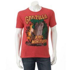 Godzilla Tee - Men