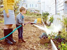 Vous avez des projets de jardinage avec vos enfants ?