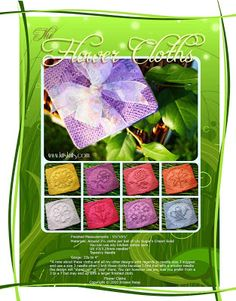 KrisKnits...: Search results for flower cloths