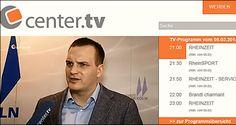 Dr. Nico Rose zum Thema Generation Y auf center.tv Köln.
