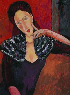 Amedeo Modigliani                                                                                                                                                       Más