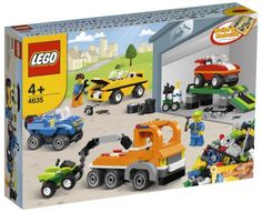 LEGO Fun with Vehicles 4635
