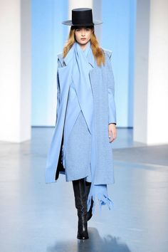 Tibi Fall 2014 Ready-to-Wear Runway - Tibi Ready-to-Wear Collection