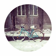 Waiting for spring #cycling #bicycle #bike #cyclist #keepcycling #spring #beauty #art