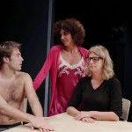 """Al Teatro Ambra Jovinelli """"La scena"""" con Angela Finocchiaro e Maria Amelia Monti"""