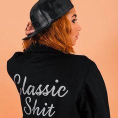 #spmk #spacemonkeys #classic shit #jacket #veste #chale #broderie #cap #leather #cui #snapback #blacklisted