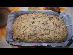 Naan, Biscotti, Bread Recipes, Semi, Banana Bread, Food And Drink, Desserts, Gastronomia, Diet