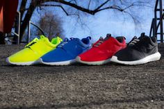 Nike Roshe Run Natural Motion   March 2014 Releases
