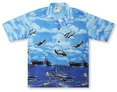 d08f18d15 Aloha Republic Hawaiian Shirts From Aloha Shirt Shop | Aloha Republic Air  And Sea | AR