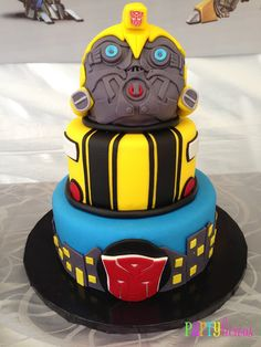 Partylicious: {Transformers Birthday Bash}
