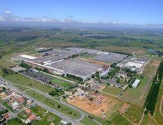 Volkswagen elege Taubaté para investir em expansão noBrasil