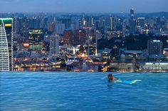 infinity pool singapore dangerous. Infinity Edge Pools / Harold Leidner Landscape Architects   Pool Passion Pinterest Singapore Dangerous