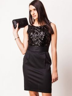 c68fe5ae KOOVS Sequin Front Shift Dress In The Style Of Madhuri Dixit Western Dresses  For Girl,