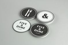Five and Dime designed by Bravo Company