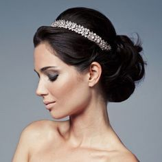 20 Wedding Hairstyles for a Romantic-Glam Look - MODwedding