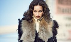 Model Luma Grothe gets her closeup for the September 2015 cover from L'Officiel Thailand. The brunette stunner poses for Paul de Luna in the city while modeling looks with a western flair. From elegant suiting to playful fringe, Luma stands out in the designs of Alexander McQueen, Versace, Roberto Cavalli and more labels styled by Vee Lapnarongchai. / Hair by Dante Blandshaw, Makeup by Bank Natdanai